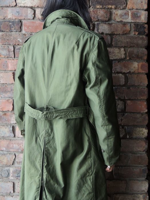 50S U.S.ARMY OVER COAT & MORE--RECOMMEND--_d0334976_14231643.jpg