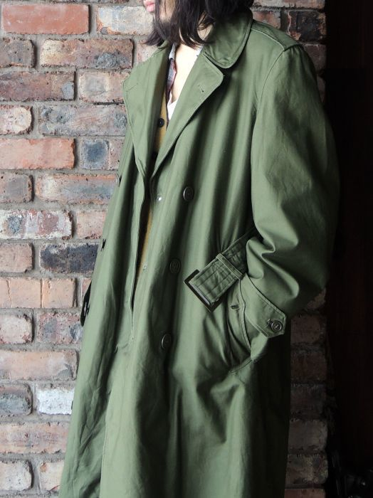 50S U.S.ARMY OVER COAT & MORE--RECOMMEND--_d0334976_14231720.jpg