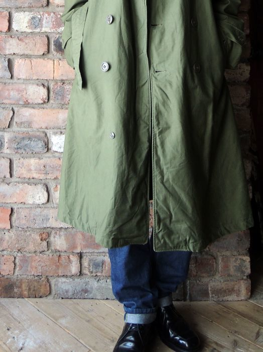 50S U.S.ARMY OVER COAT & MORE--RECOMMEND--_d0334976_14234343.jpg