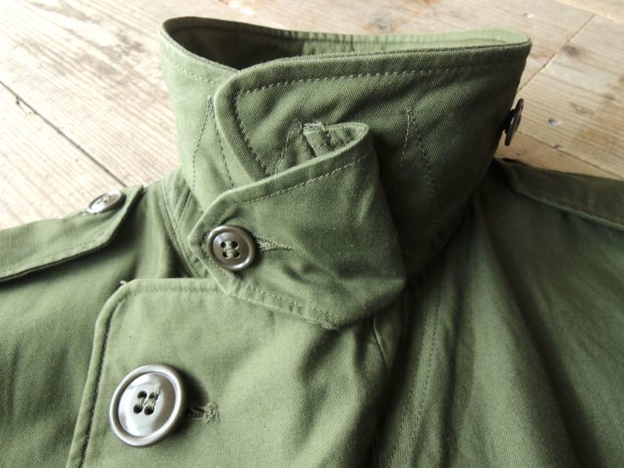 50S U.S.ARMY OVER COAT & MORE--RECOMMEND--_d0334976_14290348.jpg