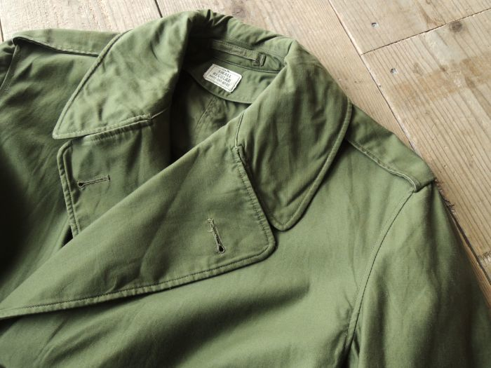 50S U.S.ARMY OVER COAT & MORE--RECOMMEND--_d0334976_14290596.jpg
