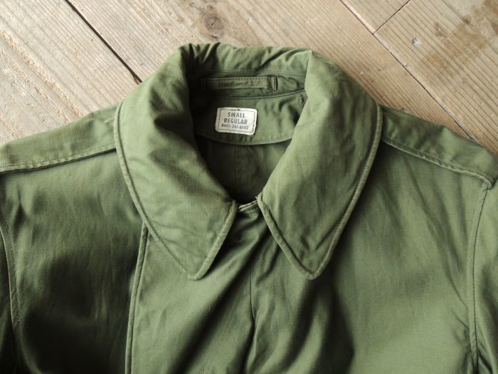 50S U.S.ARMY OVER COAT & MORE--RECOMMEND--_d0334976_14290758.jpg
