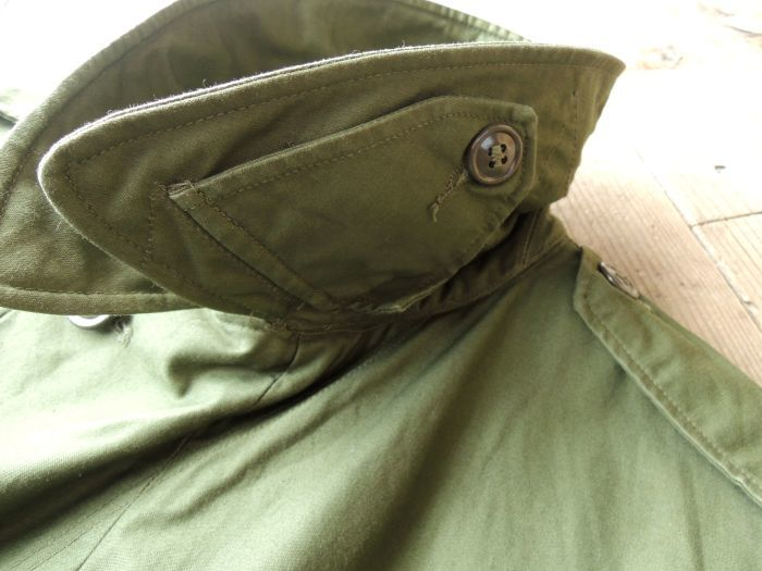 50S U.S.ARMY OVER COAT & MORE--RECOMMEND--_d0334976_14290877.jpg