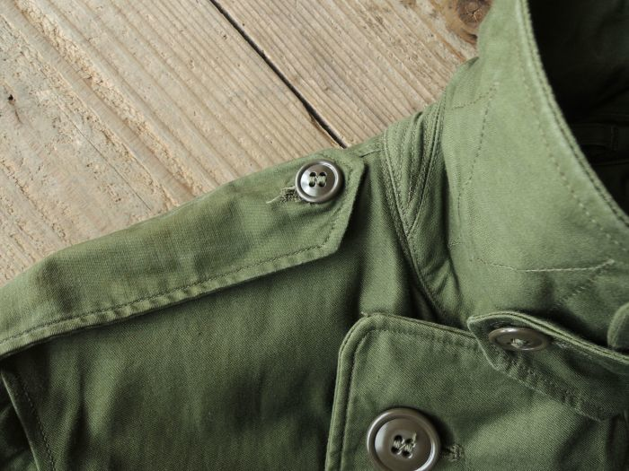 50S U.S.ARMY OVER COAT & MORE--RECOMMEND--_d0334976_14290935.jpg