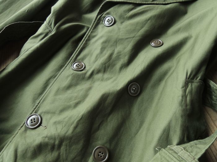 50S U.S.ARMY OVER COAT & MORE--RECOMMEND--_d0334976_15431332.jpg