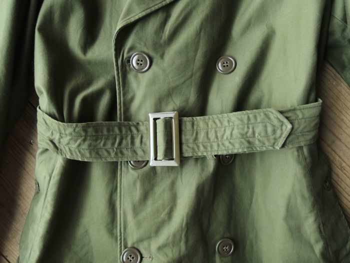 50S U.S.ARMY OVER COAT & MORE--RECOMMEND--_d0334976_15431456.jpg