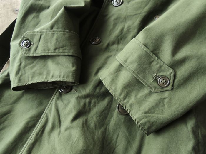 50S U.S.ARMY OVER COAT & MORE--RECOMMEND--_d0334976_15475290.jpg