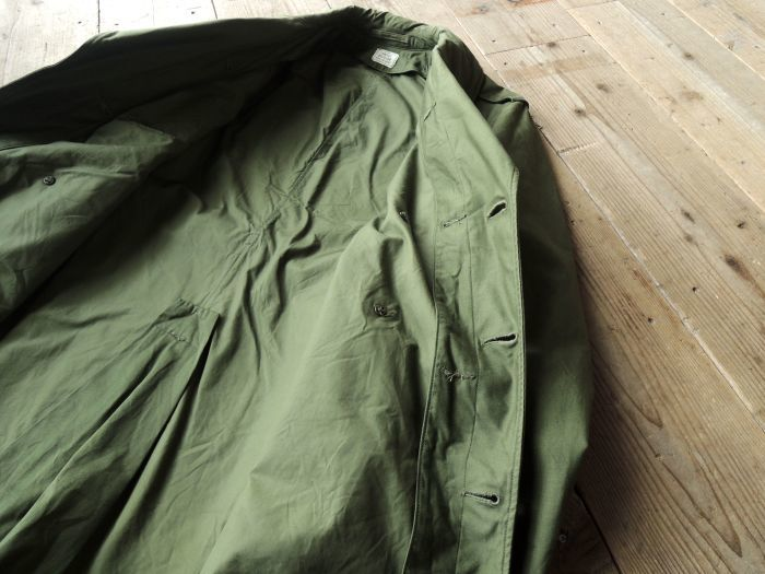50S U.S.ARMY OVER COAT & MORE--RECOMMEND--_d0334976_15511197.jpg