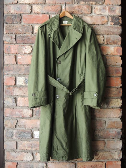 50S U.S.ARMY OVER COAT & MORE--RECOMMEND--_d0334976_15534758.jpg