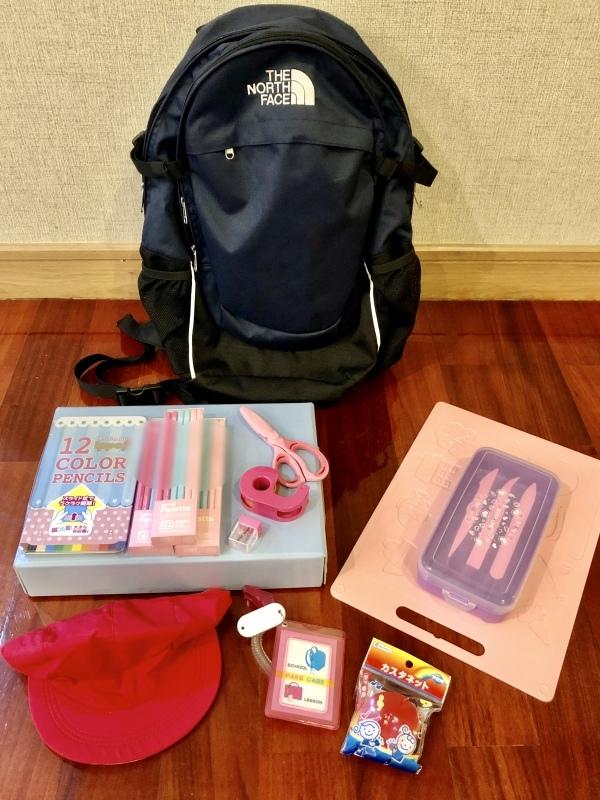 バンコク日本人小学校 入学準備品!_e0357886_09005754.jpeg