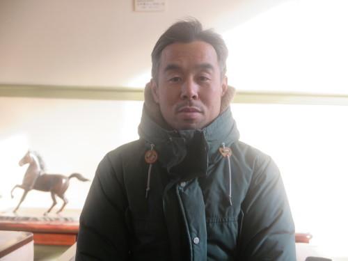鎌倉市長谷のCafe雨ニモマケズのオーナー米沢出身の横山享氏が再来館_c0075701_16170890.jpg