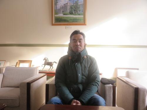 鎌倉市長谷のCafe雨ニモマケズのオーナー米沢出身の横山享氏が再来館_c0075701_16171294.jpg