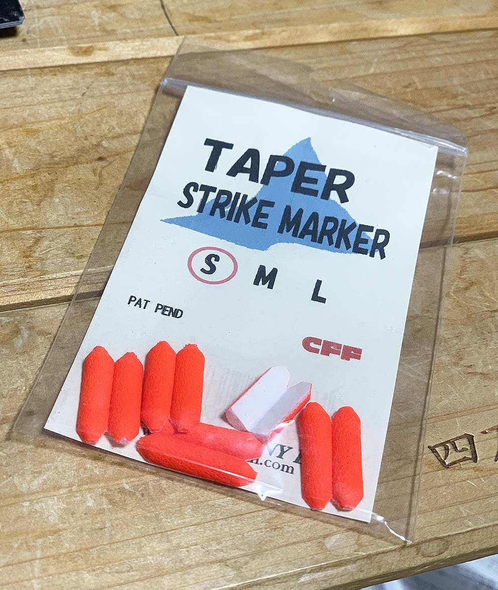 Taper Strike Maker_c0095801_22420599.jpg
