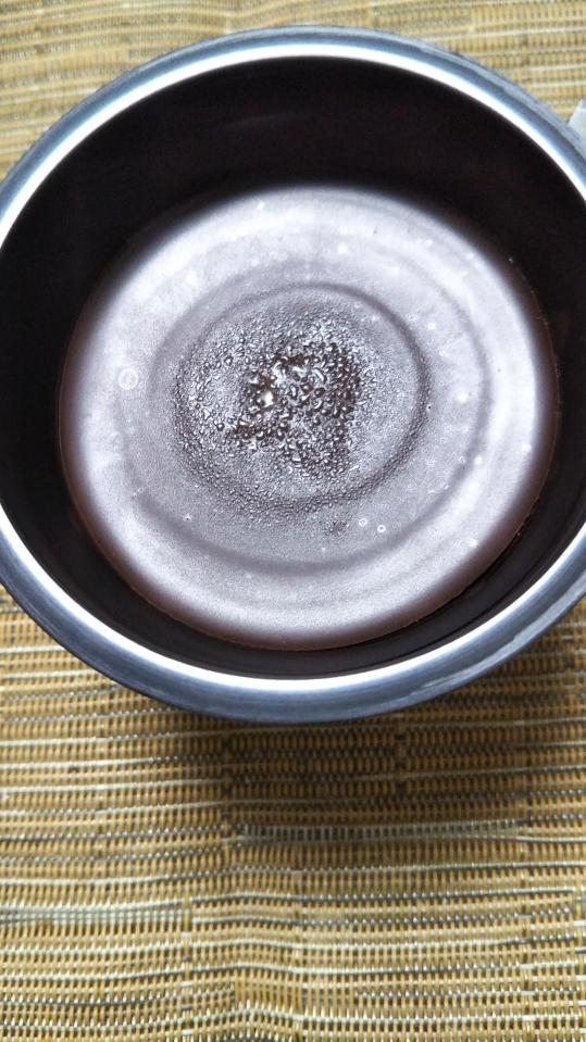 ライザップ 割って食べるチョコケーキ_f0076001_23034193.jpg