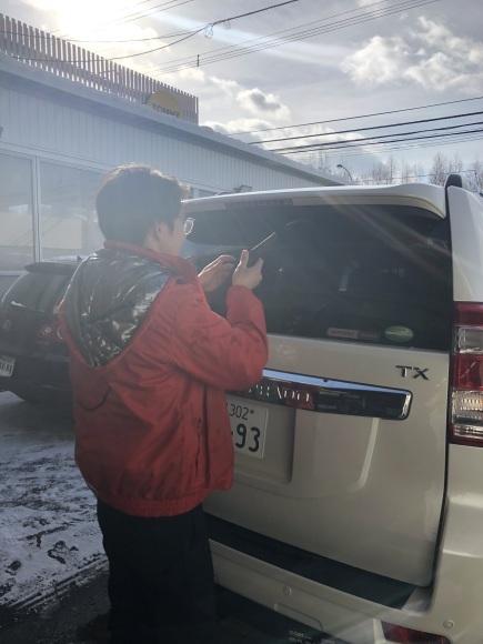 1月22日(水)本店ブログ♪ H28アルファード2.5S 4WD WALD22AW入庫致しました! ランクル ハマー エスカレード TOMMY_b0127002_19014438.jpg