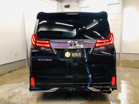 1月22日(水)本店ブログ♪ H28アルファード2.5S 4WD WALD22AW入庫致しました! ランクル ハマー エスカレード TOMMY_b0127002_19244214.jpg