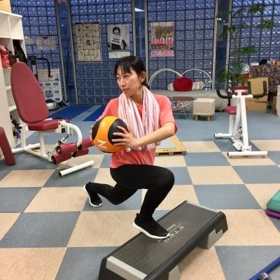 仕事帰りにトレーニングして健康・体力維持を目指す_b0179402_12060568.jpg