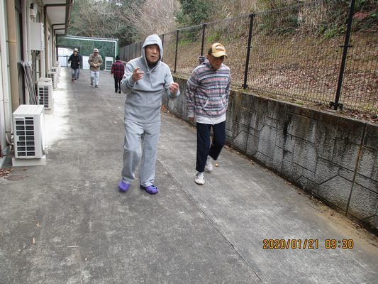 1/21 散歩_a0154110_10031126.jpg