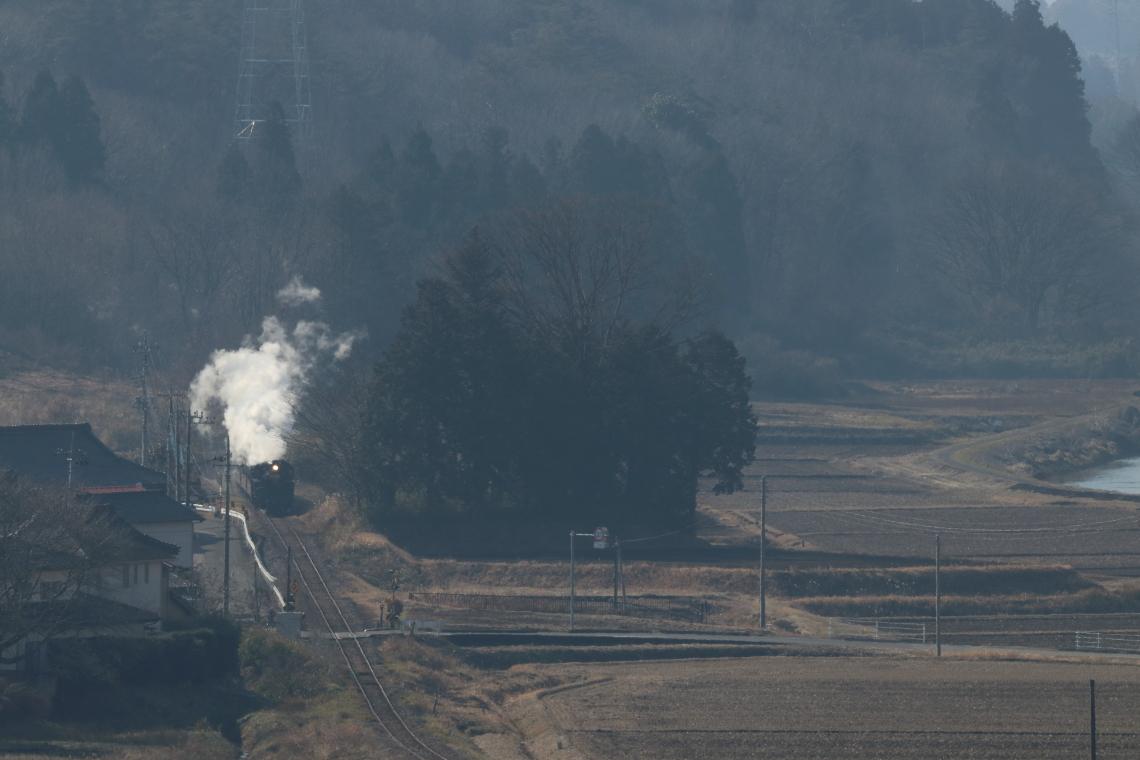 霞んだ芳賀野 - 2020年冬・真岡鉄道 -_b0190710_21402546.jpg