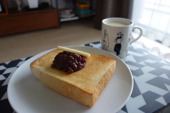 コメダのパンであんバタートースト_e0230011_17113492.jpg