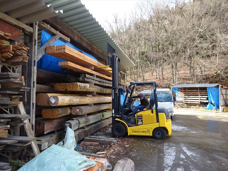 田沢湖の家 着工です。_f0105112_04424209.jpg
