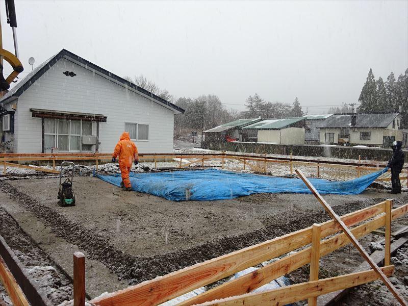 田沢湖の家 着工です。_f0105112_04491769.jpg