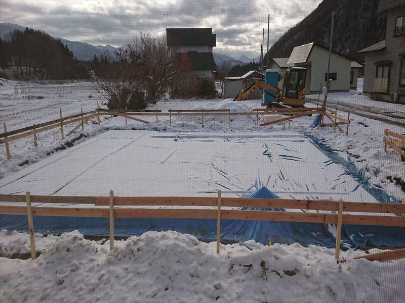 田沢湖の家 着工です。_f0105112_04491781.jpg