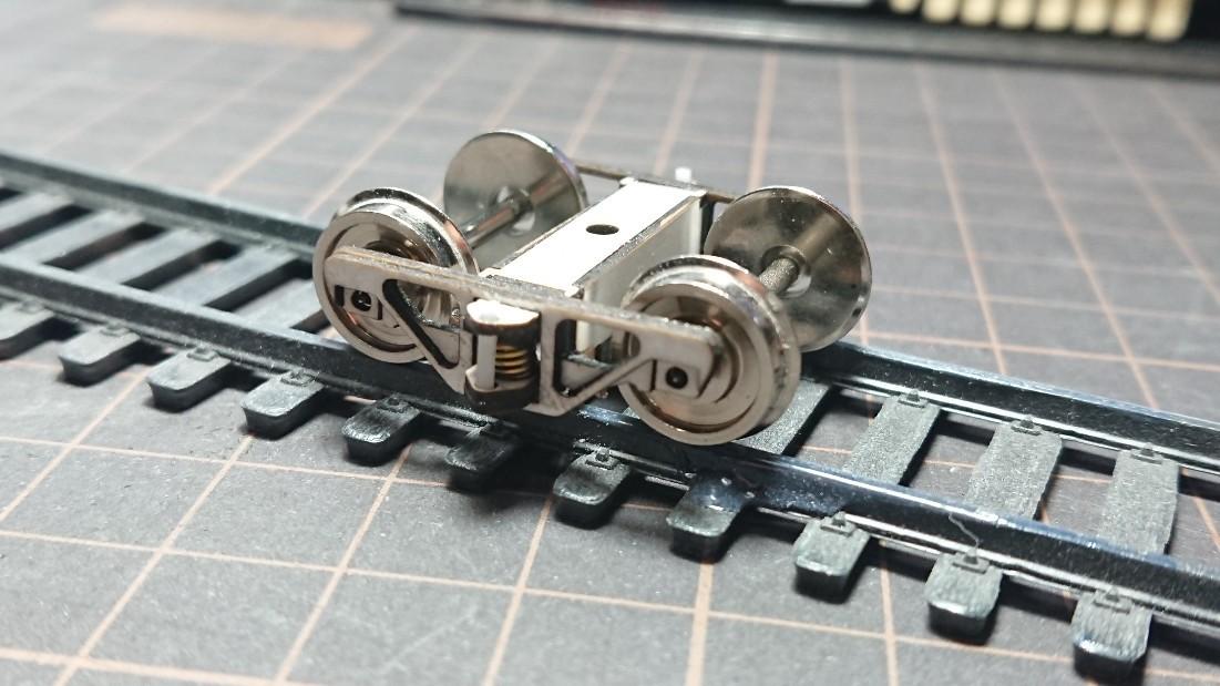 台車の試作・・・その後。_e0039316_15565312.jpg
