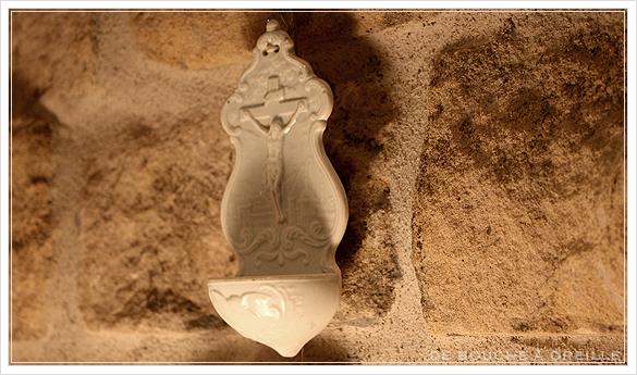 benitier クレイユ・エ・モントローのベニティエ 聖水盤 Creil et Montereau フランスアンティーク_d0184921_15055857.jpg