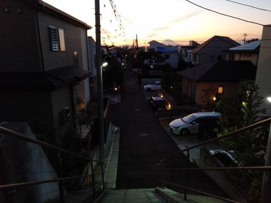 夕歩道_c0162128_13020528.jpg