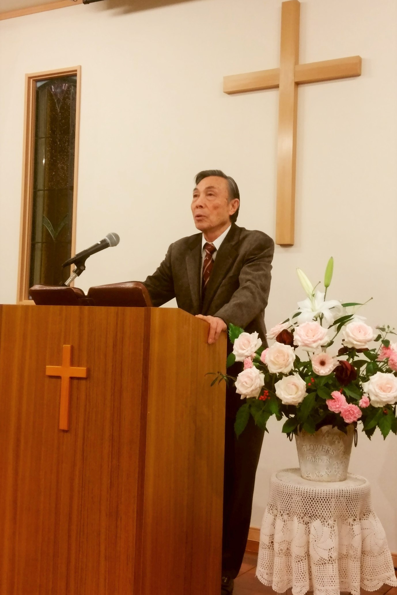 今年最初の、水曜礼拝が行われました_d0120628_23433721.jpg