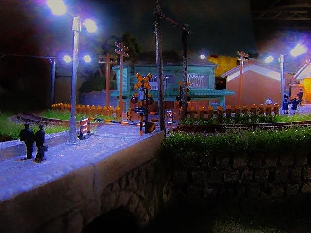 盆ラマレイアウト「黄昏の小径」シリーズその2京町家_f0227828_05255510.jpg