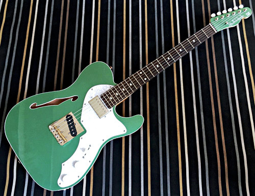 「Tool Green Pearl MetaのHollow T-Line」2本目が完成!_e0053731_15534255.jpeg