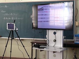 オクシズ森林の教室ものづくり編@大里東小学校_d0180132_11162222.jpg