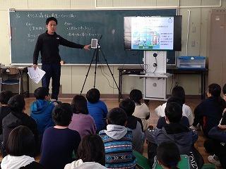 オクシズ森林の教室ものづくり編@大里東小学校_d0180132_11162323.jpg