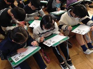 オクシズ森林の教室ものづくり編@大里東小学校_d0180132_11162384.jpg