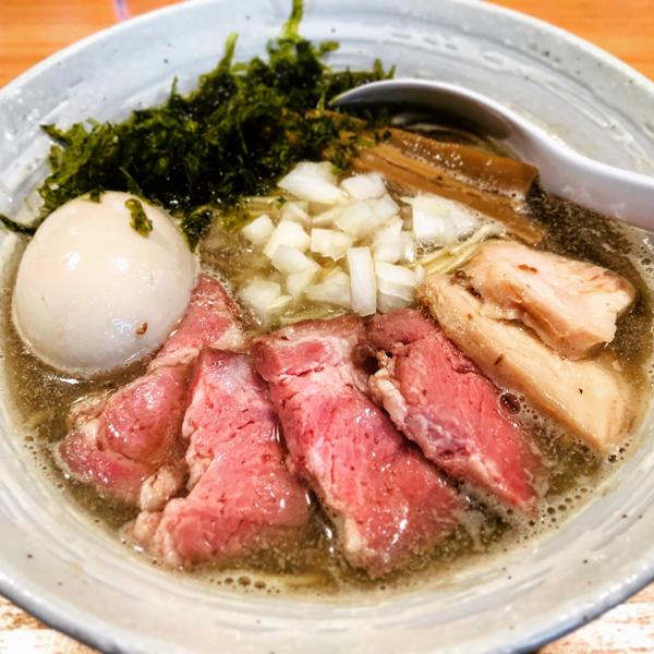 麺屋さくら井 / iPhone 8_c0334533_23283245.jpg