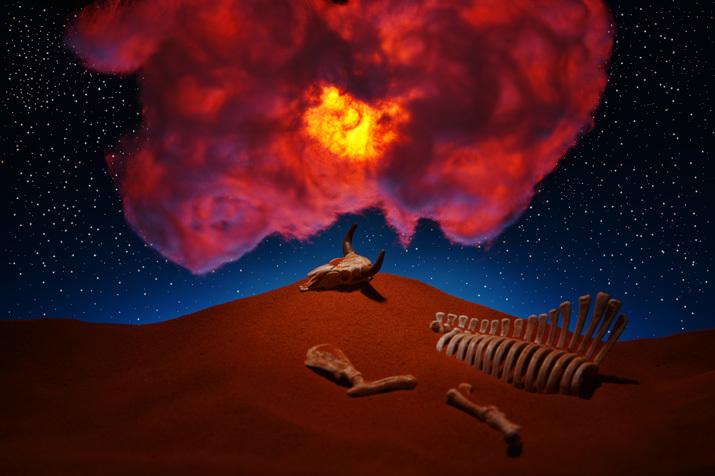 転生の砂丘3〜神秘的な光景_b0175635_16202736.jpg