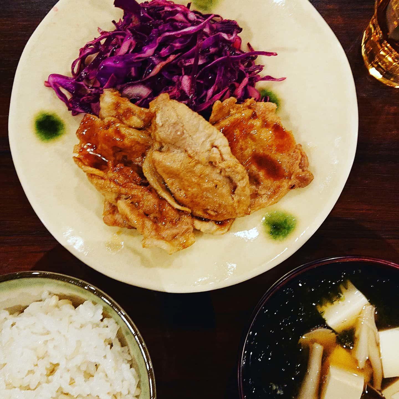 食日記「紫キャベツのマリネ」_b0277645_07483948.jpg