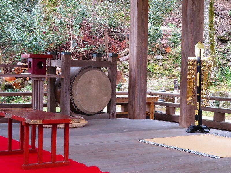 月読神社(松尾大社摂社)20200122_e0237645_22073907.jpg