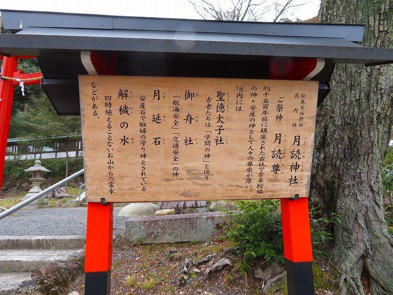 月読神社(松尾大社摂社)20200122_e0237645_22073912.jpg