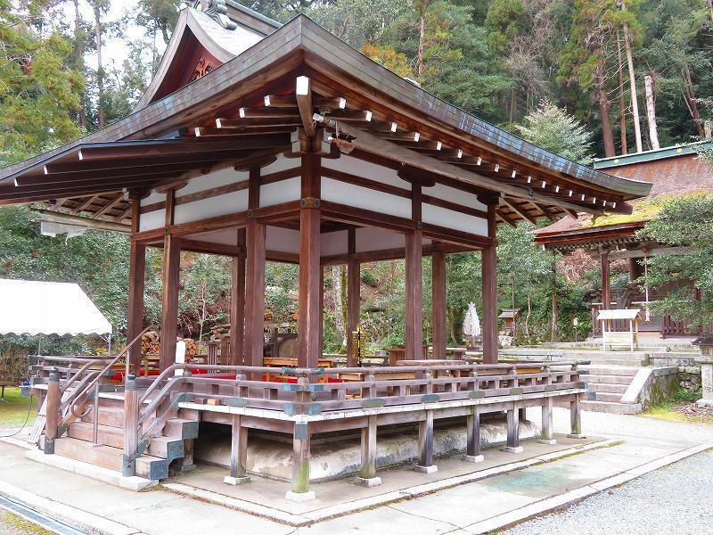月読神社(松尾大社摂社)20200122_e0237645_22073943.jpg