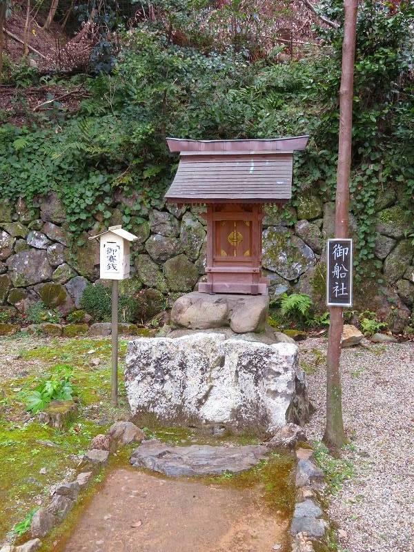 月読神社(松尾大社摂社)20200122_e0237645_22082139.jpg
