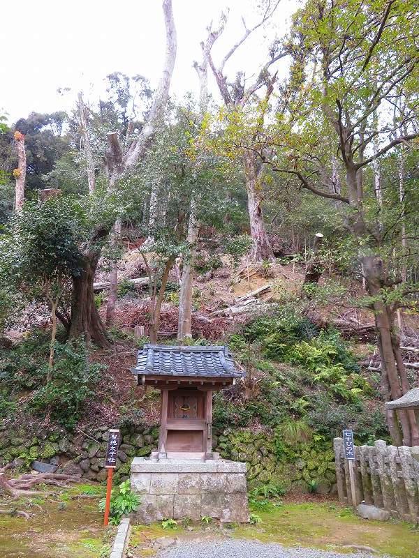 月読神社(松尾大社摂社)20200122_e0237645_22082195.jpg