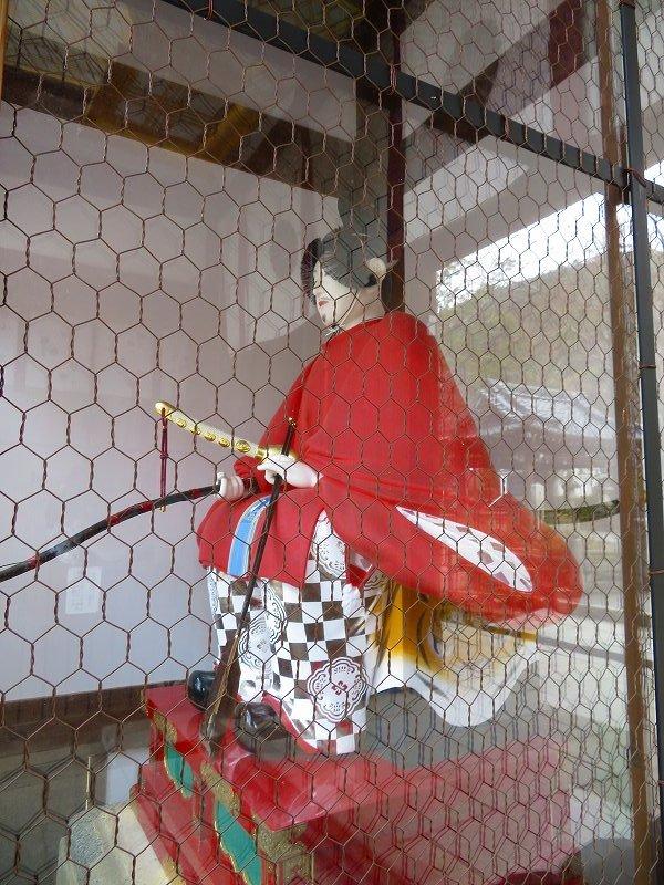 松尾大社(平安京西の守り「白虎」)20200122_e0237645_22122696.jpg