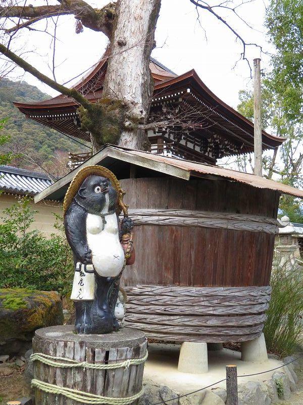 松尾大社(お酒の資料館)20200122_e0237645_22173908.jpg