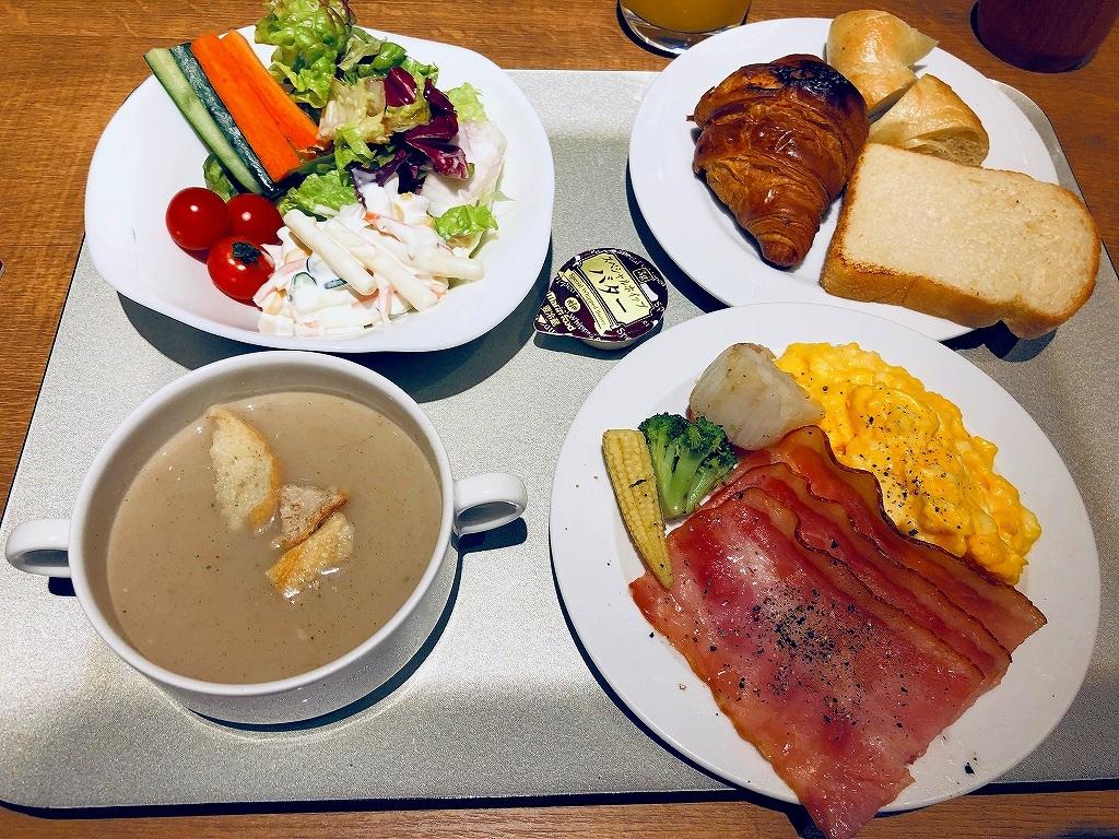 Breakfast Buffet@Osaka Tokyu REI Hotel_a0384046_22383764.jpg