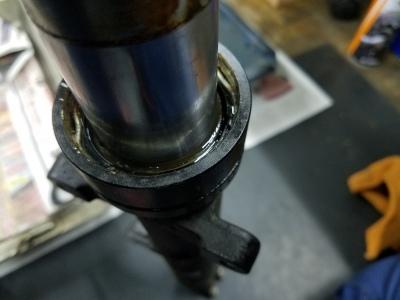 CB400SF VTECⅢ 車検整備③_e0114857_10262840.jpg