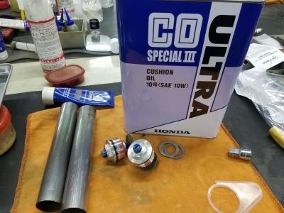 CB400SF VTECⅢ 車検整備③_e0114857_10300065.jpg