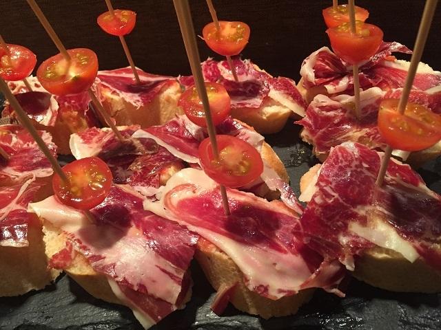 スペイン美味しんぼ★ピンチョス&パエリア三昧!_a0123372_03060027.jpg